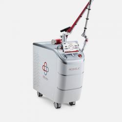 Пикосекундный лазер PICOHOLIC для удаления тату и омоложения