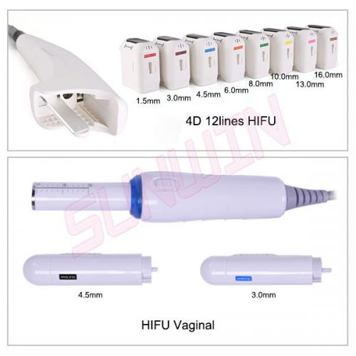 3 in 1 Vaginal + 4D HIFU + Vmax Machine UMS-HF5