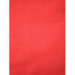 Чехол флисовый на кушетку, 2,30х1,00м, красный