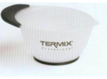 Мисочка для покраски белая Termix 005-BW01