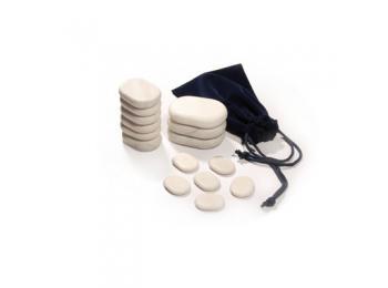 Набор мраморных камней для стоунтерапии UMS-15TC