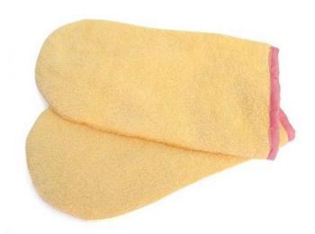 Рукавички шерстяные для парафинотерапии