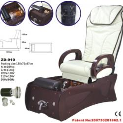 СПА-педикюрне крісло LME-2 Nails Spa (ZD-910B)
