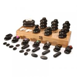 Набор базальтовых камней для стоунтерапии UMS-64TC2