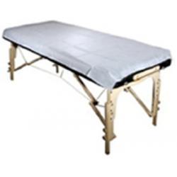 Набор одноразовых водоотталкивающих чехлов для массажного стола