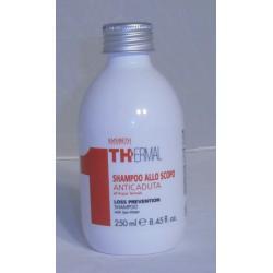 Шампунь против выпадения волос на основе термальной воды, 250 ml