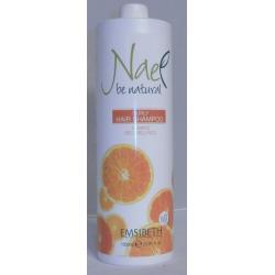 Шампунь для вьющихся волос, на основе апельсинового сока и маракуйи, 1000 мл