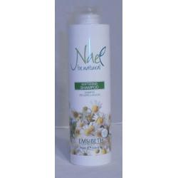Смягчающий шампунь  для деликатных волос на основе масла ромашки, 250 ml.