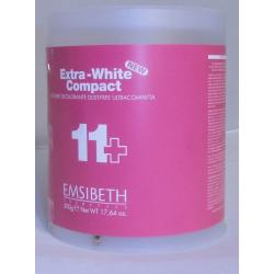 Белая осветляющая пудра Extra-White Compact, 1 kg