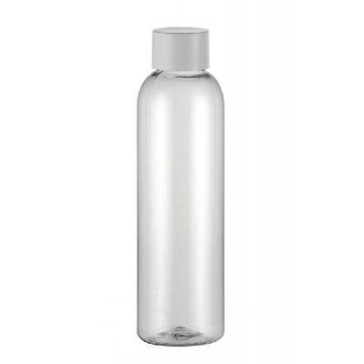 Бутылочка с крышкой белая п/э, 120 мл