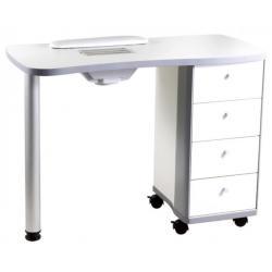 Маникюрный стол с вытяжкой 014B
