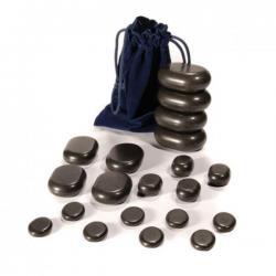 Набор базальтовых камней 20шт. UMS-20TC