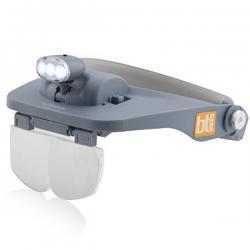 Лампа косметолога головная BT-vision
