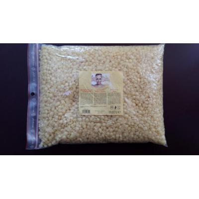 Воск в гранулах желтые 1 кг