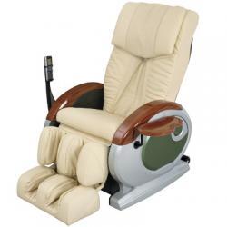 Масажне крісло Deluxe Leather
