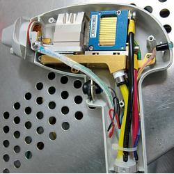 Ремонт манипулы ALMA Laser