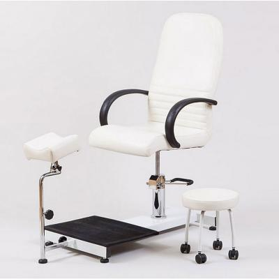 Педикюрное кресло HZ-2302 со стульчиком мастера