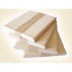 Шпатели деревянные 100 шт