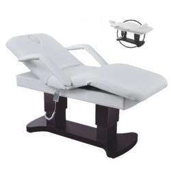 Косметологическая кушетка с подогревом KPE-2-2 Day Spa (ZD-866)