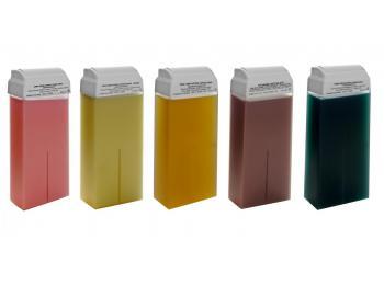 Воск кассетный, хлорофил, миниролик