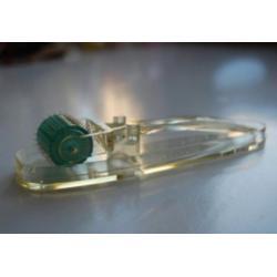 Мезороллер MNS с иглами из медицинской стали 0.2 мм