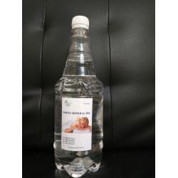 Массажное масло White Mineral Oil 1.0 л.